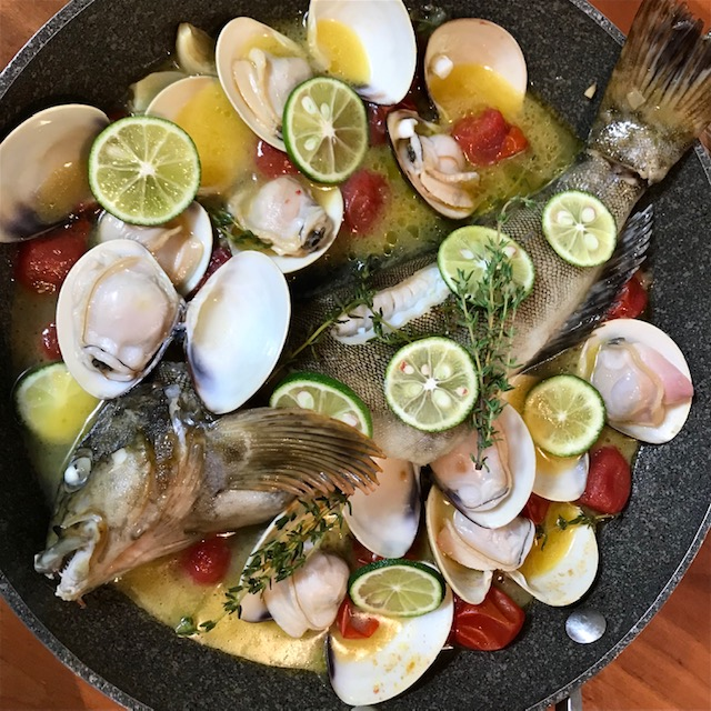 【旬の魚】アイナメでおもてなし料理を!