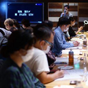 魚がしコンシェルジュ認定講座 13期 @ 築地ボン・マルシェ カフェレストラン